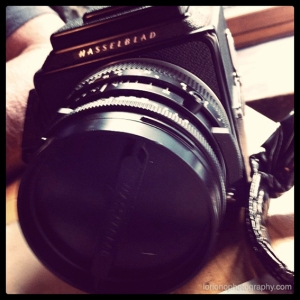 My favorite film camera while in Montreal.